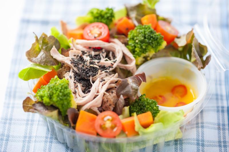 Travlt i hverdagen - Huske den sunde mad - Køb en måltidskasse